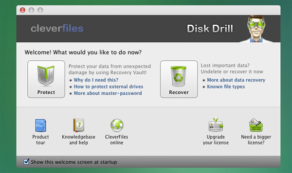 「Disk Drill」
