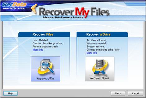 Recover Files Portable