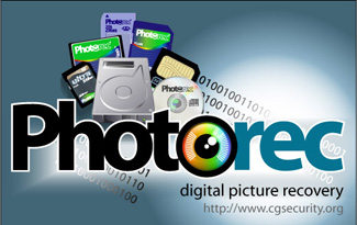 「PhotoRec」