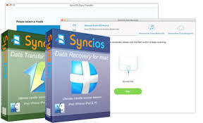 「Syncios Data Recovery for Mac」